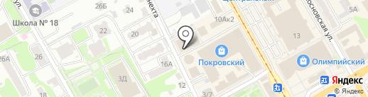 Живой Мир на карте Курска