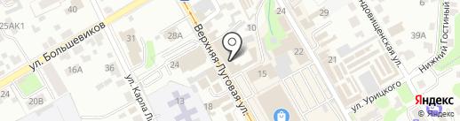 Вояж на карте Курска
