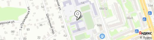 Федерация Шаолиньских боевых искусств России на карте Курска