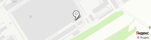 Любимый Дом на карте Курска