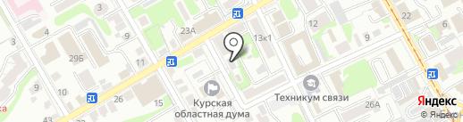 Первый Автоломбард на карте Курска