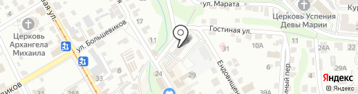ВОЗРОЖДЕНИЕ на карте Курска