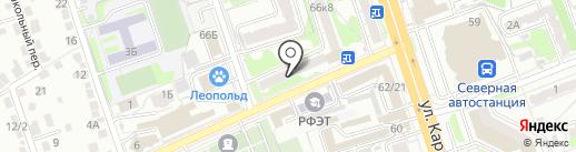 TUPPERWARE на карте Курска