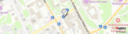 ЦвеТочка на карте Курска