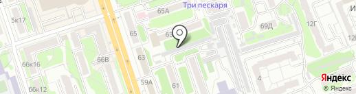 АвтоДок_46 на карте Курска