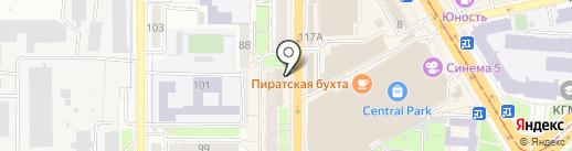 НБ Траст, ПАО на карте Курска