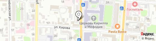 Ishop на карте Курска
