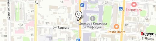 Karaoke Club на карте Курска