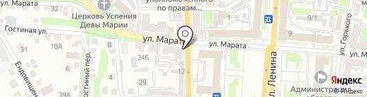 Мастерская по ремонту мобильных телефонов, цифровой и бытовой техники на карте Курска