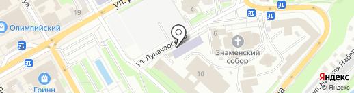 CLIMB.46 на карте Курска