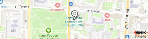 HELIX MEDIA на карте Курска
