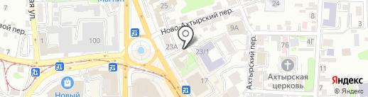 Общественная приемная ГИБДД на карте Курска