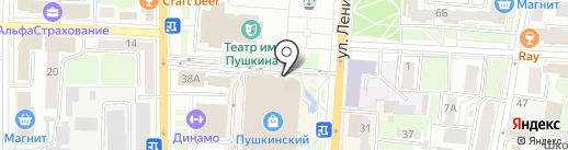PlayToday на карте Курска