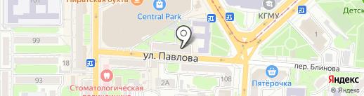 Beer & fish на карте Курска