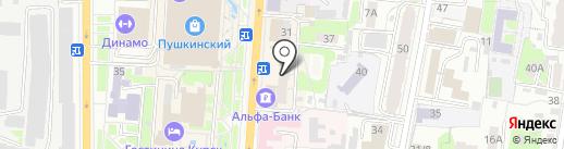 AvtoTO.ru на карте Курска
