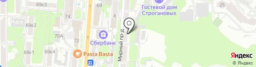 Независимая оценка на карте Курска