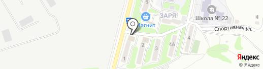 БлинДашь на карте Курска