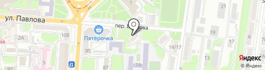 ВсеИнструменты.ру на карте Курска