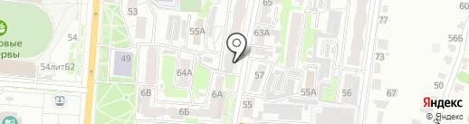 Промтрейд на карте Курска