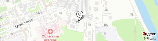 Компания по ремонту медтехники на карте Курска