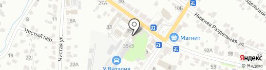 У Алика на карте Курска
