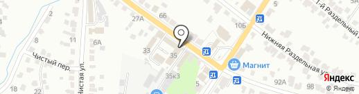 У Виталия на карте Курска