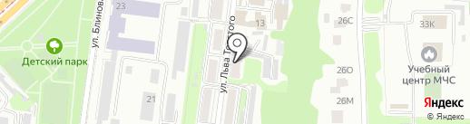 Loft boutique на карте Курска