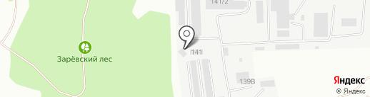 Эльм на карте Курска