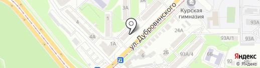 Обувной магазин на карте Курска