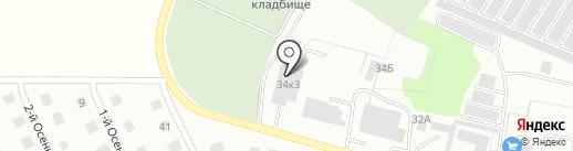 Autodiag40 на карте Калуги
