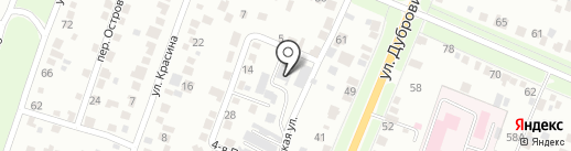 АвтоФорвард на карте Курска
