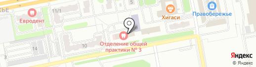 ЭкспертКонсалтСервис на карте Калуги