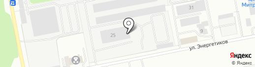 Компания по аренде спецтехники на карте Калуги