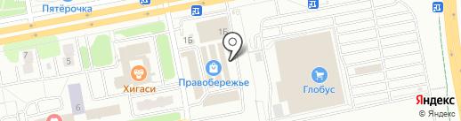 Пекарня на карте Калуги