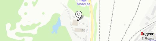 Спецтехника46 на карте Курска