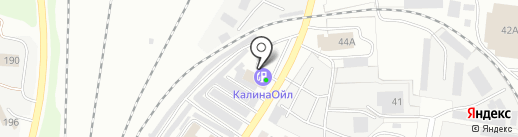 Автокутюр на карте Курска
