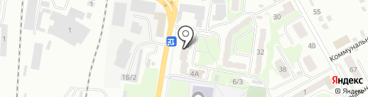 Ева на карте Курска