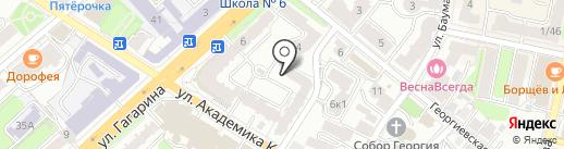 Новый уровень на карте Калуги