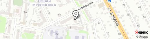 Ассорти на карте Курска