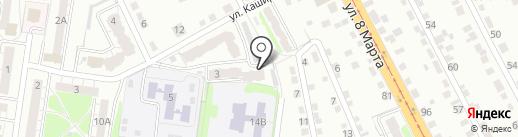 Энигма на карте Курска