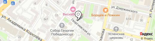 Studio40 на карте Калуги