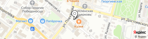 Юридическое бюро на карте Калуги