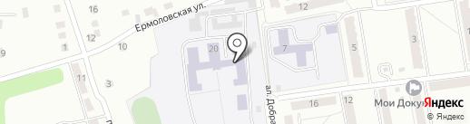 Юность на карте Калуги