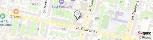 ACCESS SHOP на карте Калуги