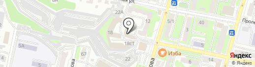 Auto-M на карте Калуги