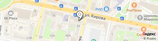 Ralf Ringers на карте Калуги