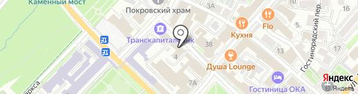 Страховой брокер на карте Калуги