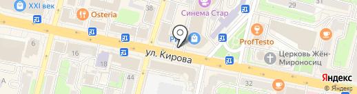 Компания по ремонту стиральных машин на карте Калуги