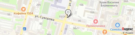 КоллекционерЪ на карте Калуги