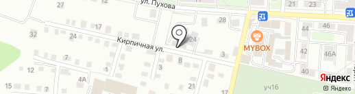 Региональная теплоэнергетическая компания на карте Калуги